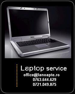 Service laptop, reparatii laptopuri