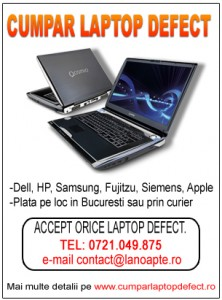 Program buy-back pentru laptopuri