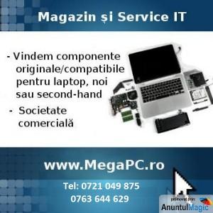 piese laptop vanzari componente