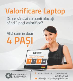 valorificare laptop